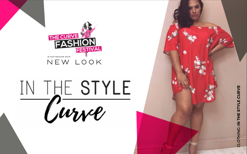 Two VIP tickets to the Curve Fashion Festival, a Doll Lash goody bag worth £50 and  a £150 In The Style Curve  voucher