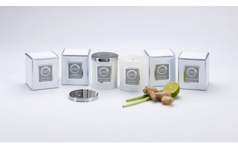 Taylor Benfield's Luxury Candle Collection!