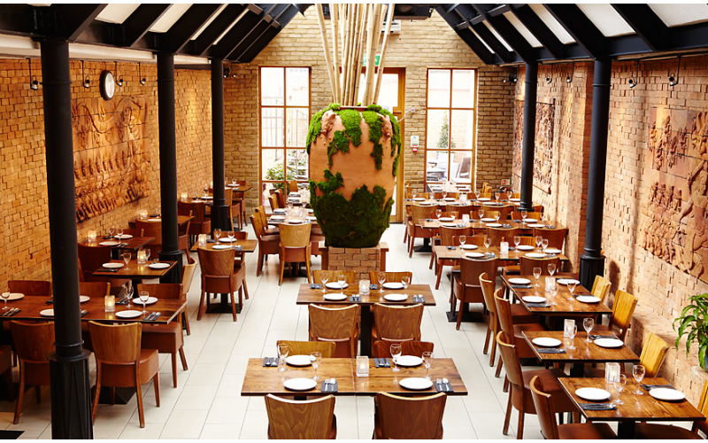 Win a luxurious spa treatment and lunch or dinner for two at Thai Square