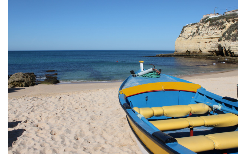A holiday to The Algarve