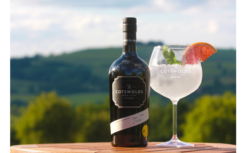 Win a Cotswolds Gin Magnum & Two Distillery Tours