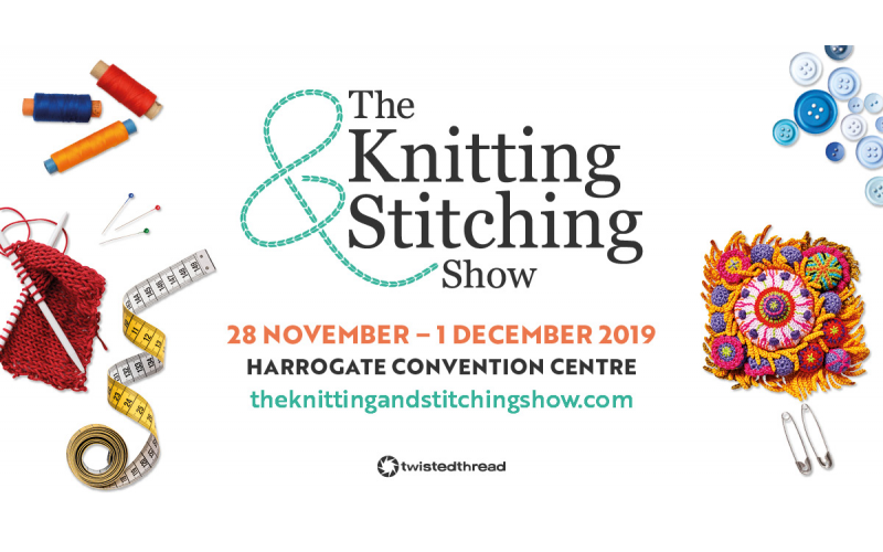 Win a pair of tickets to The Knitting & Stitching Show