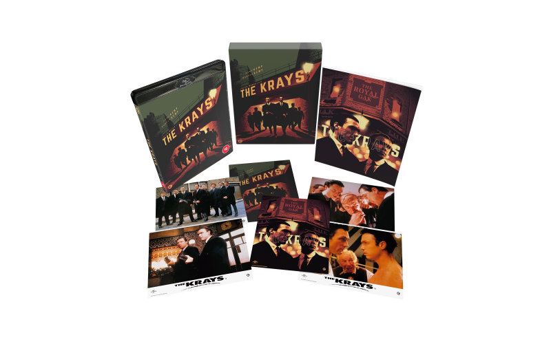 The Krays Limited Edition Blu-ray
