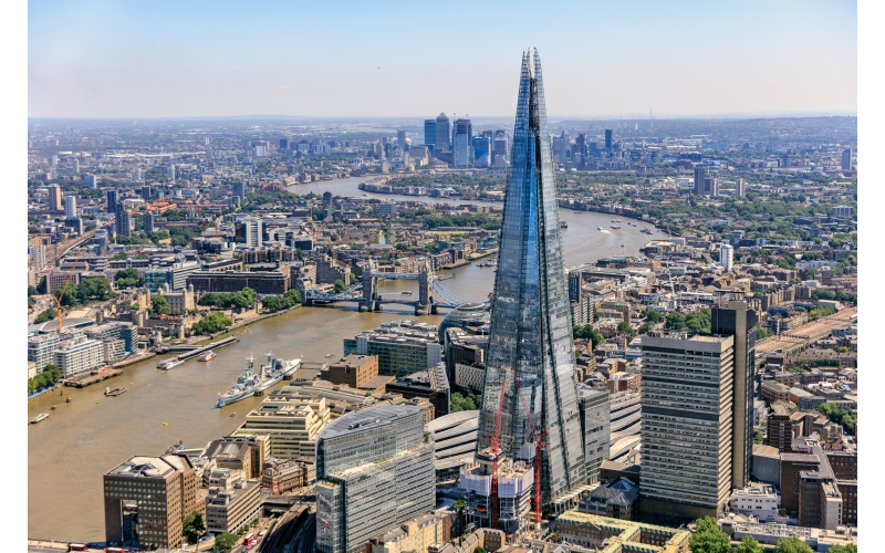 Family ticket for 4 to visit The View from The Shard