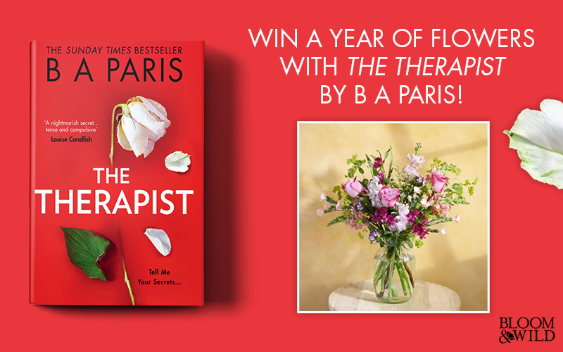 A year of flowers with The Therapist