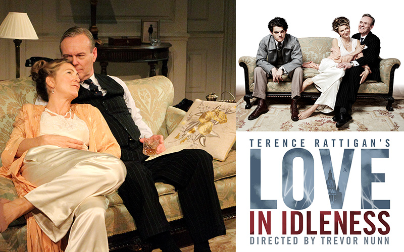 Four premium tickets to Love in Idleness at the Apollo Theatre