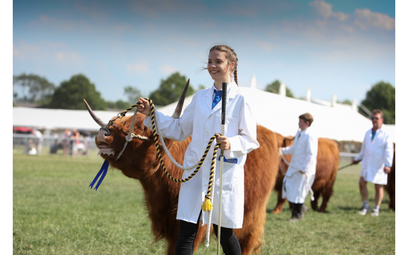 Tickets to Royal Three Counties Show