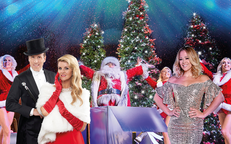Win Tickets to Christmas Spectacular