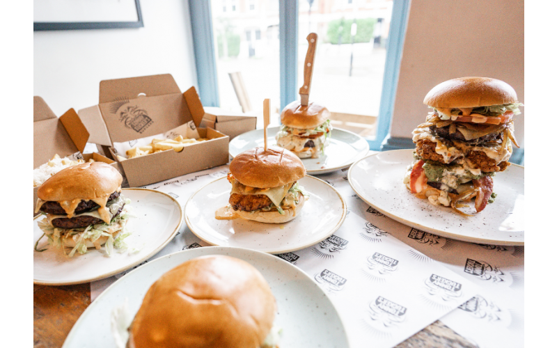 Win a £25 voucher to Tommy Tucker's Burgers!