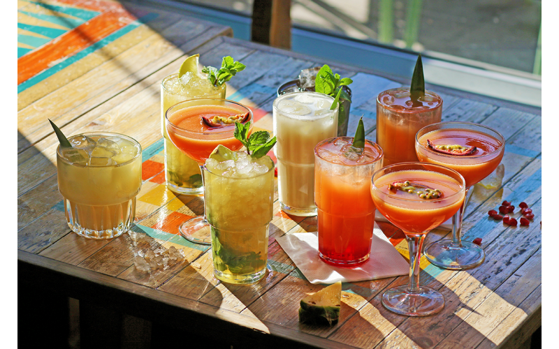 Win a meal for four people up to the value of £80 at Turtle Bay