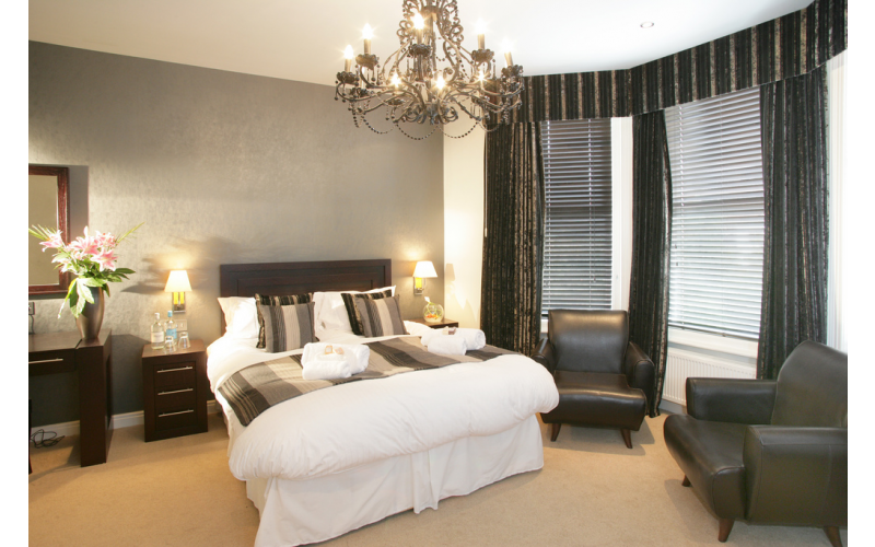 Two night stay at Urban Beach Boutique hotel in Bournemouth with a la carte meal for two