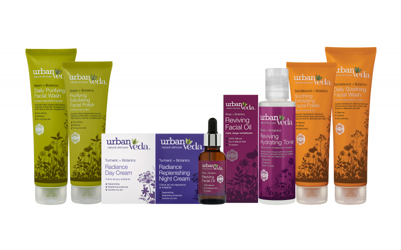 1  x Complete Urban Veda Gift Sets