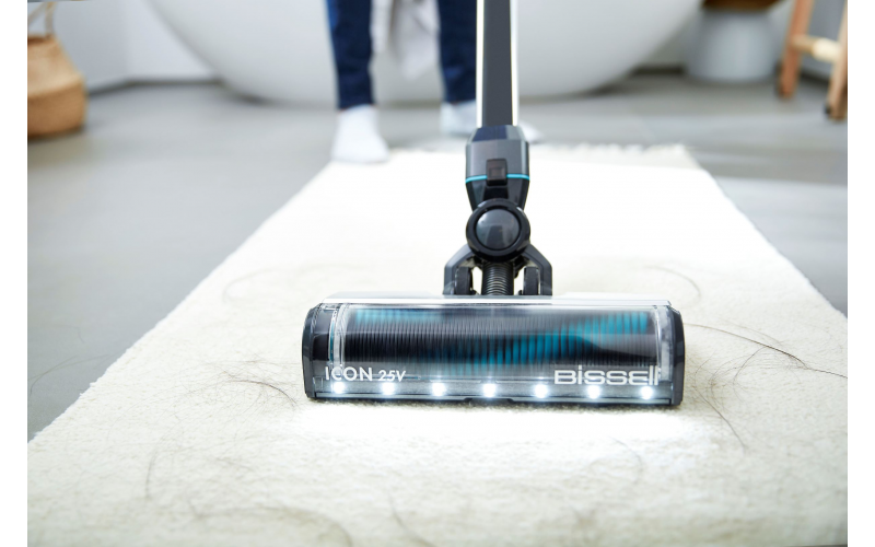 WIN! A BISSELL® ICON 25V Tangle-Free Cordless Vacuum