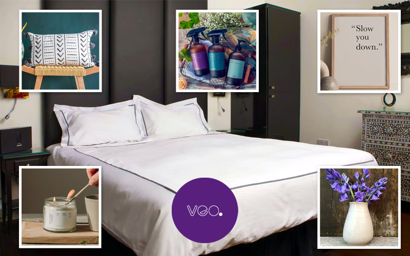 Win A Sustainable Luxury Home Collection from Veo