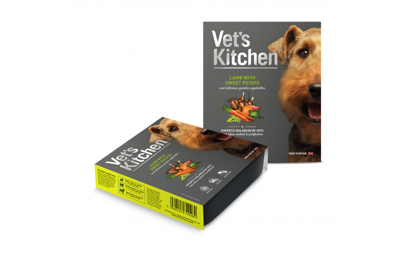 Win over £250 of Vet's Kitchen products!