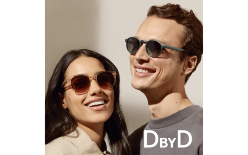 Win new DBYD sunglasses from Vision Express