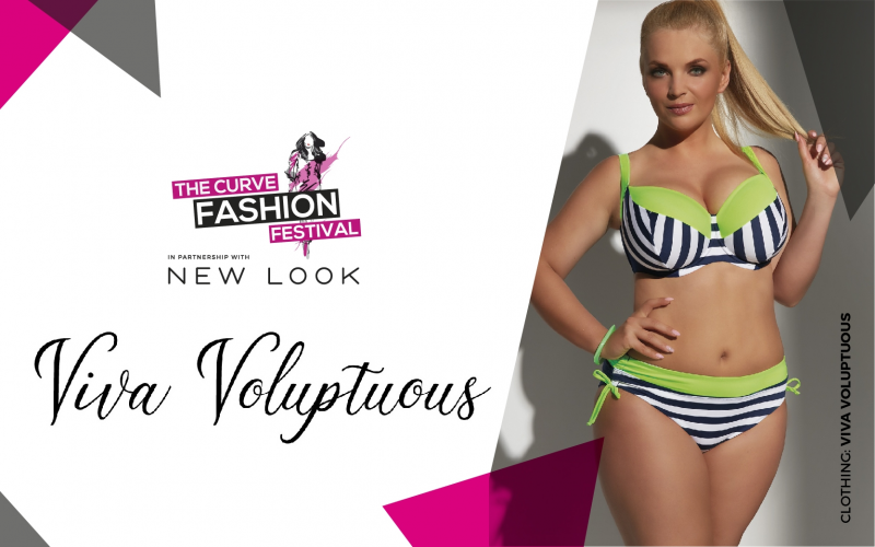 £150 Viva Voluptous voucher and 2 VIP Tickets The Curve Fashion Festival