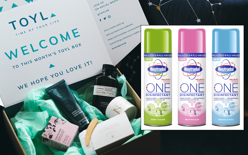 WIN A WHOLE YEAR OF BEAUTY WITH NEUTRADOL ONE & TOYL!