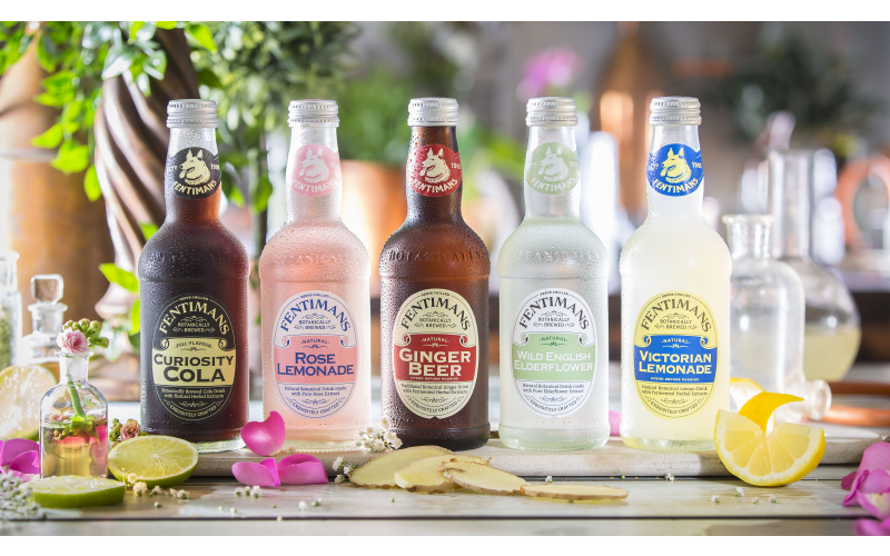 A Year's Supply of Fentimans