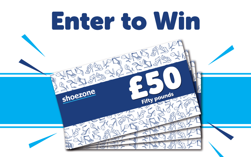 A £50 Shoe Zone Gift Voucher