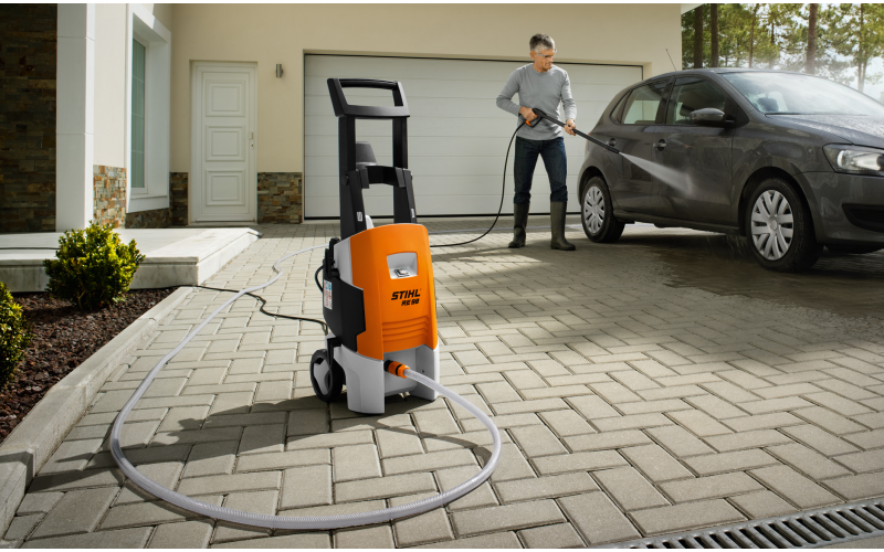 WIN A STIHL PRESSURE WASHER AND SURFACE CLEANER WORTH OVER £250
