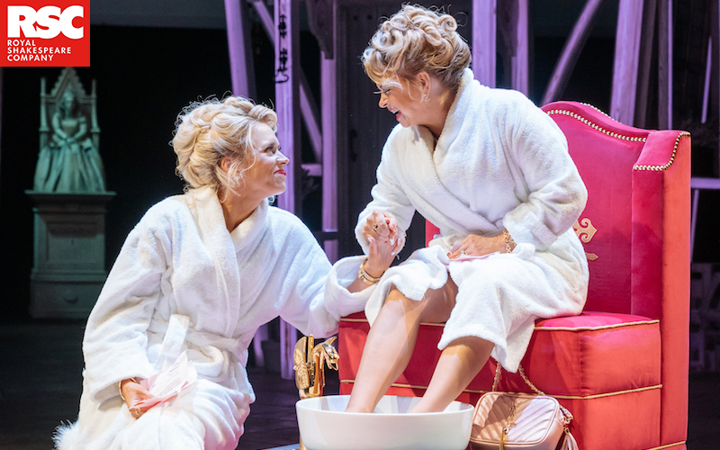 Win four tickets to the RSC's The Merry Wives of Windsor at the Barbican