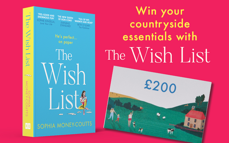 Win your perfect countryside wardrobe with The Wish List!