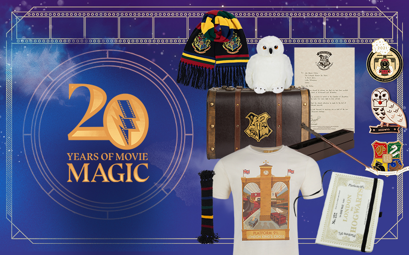 A magical bundle of Wizarding World products