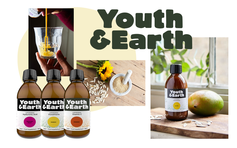 WIN Your Secret Weapon to Staying Young, Living Long and Loving Life: Youth & Earth's Scientifically Validated 3 Supplement Prize.