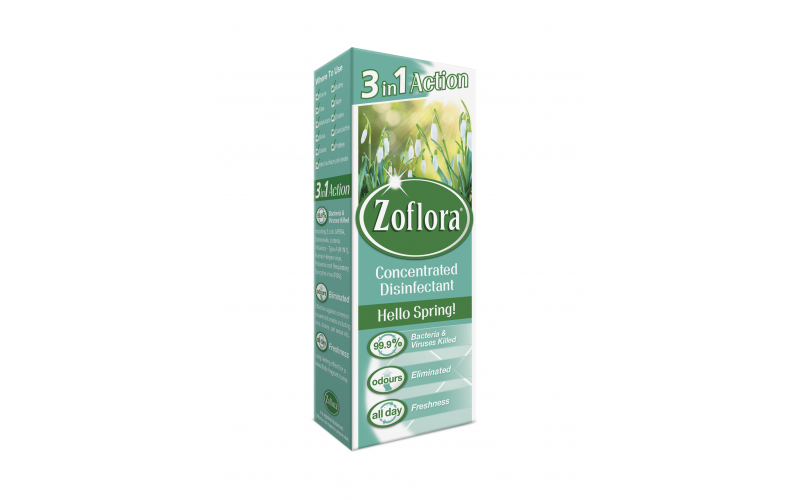 A Year Supply of Zoflora, including Hello Spring!