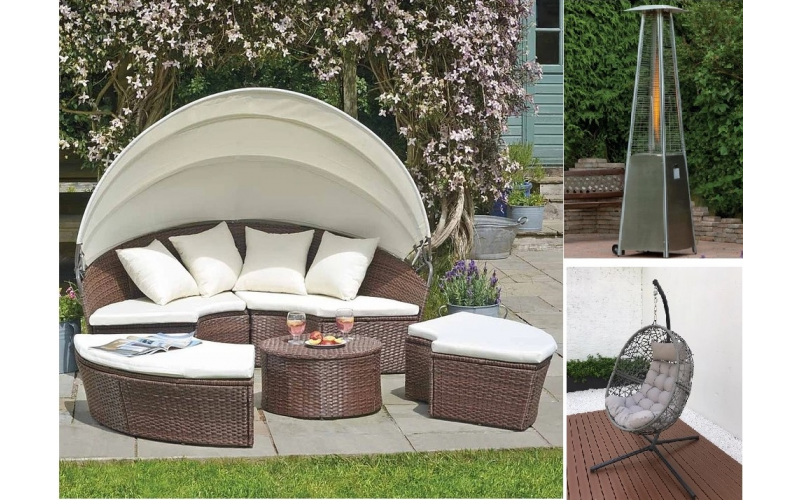 Win the ultimate outdoor furniture package from BRIQ!