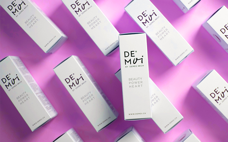 DE MOI Bio Serum: Eyelashes + Eyebrows
