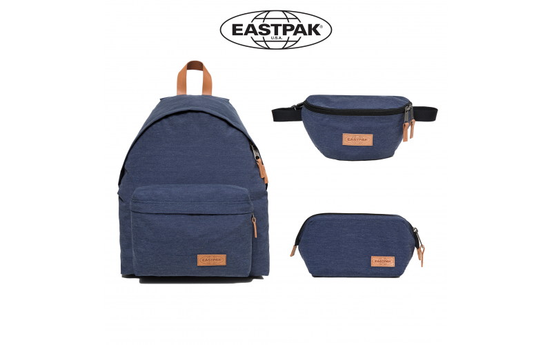 LOOK offers three lucky readers the chance to each win a three-piece set from Eastpak