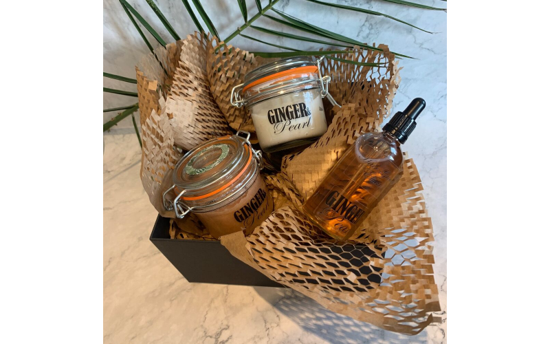 Win 6 month's supply of products from Ginger and Pearl