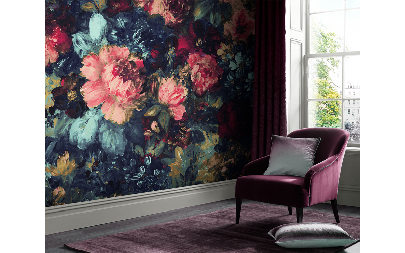 Win a bespoke Graham & Brown mural worth up to £500
