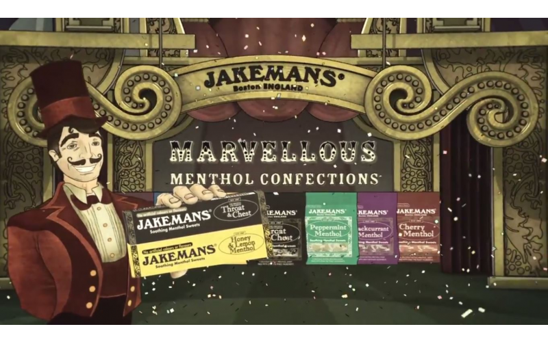 Win a winter's supply of Jakemans and a £50 Voucher