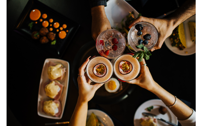 Win an Amazing Platinum Brunch Experience for 6 People