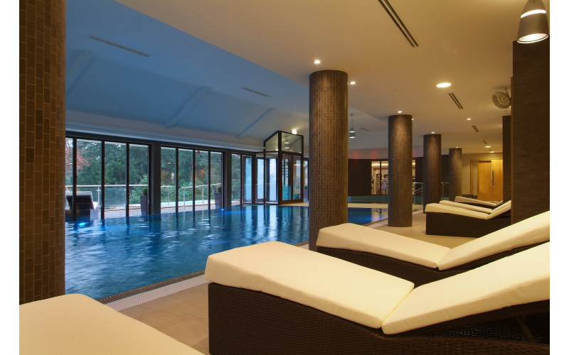 Overnight Spa Escape for two at Armathwaite Hall Hotel & Spa