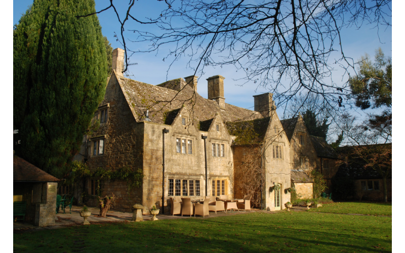 Win an overnight stay, dinner and afternoon tea for two