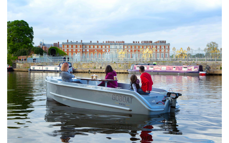GoBoat Kingston experience