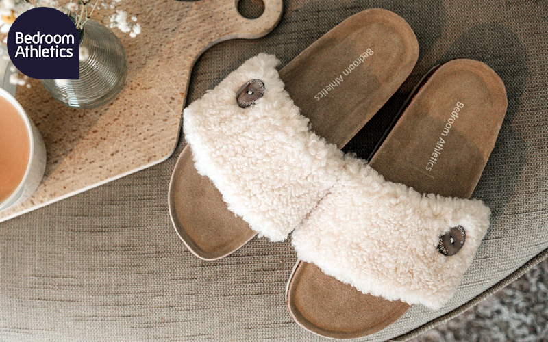 WIN a Year's Worth of Slippers and Sandals