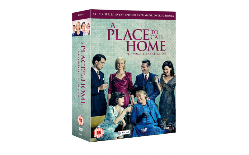 A Place to Call Home: The Complete Collection DVD Boxset