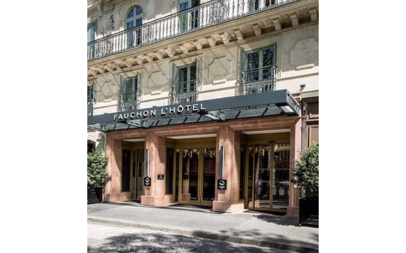 WIN a one night stay in Paris with Fauchon l'Hotel Paris and Eurostar