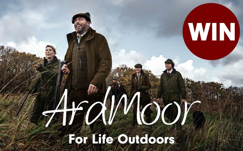 A £100 Gift Card from ArdMoor