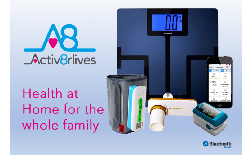 WIN Start the New Year with Digital Health at Home
