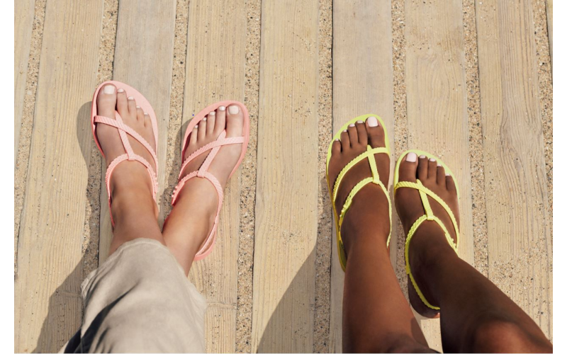 Marie Claire are offering ten lucky readers the chance to win £50 to spend at www.ipanemaflipflops.co.uk