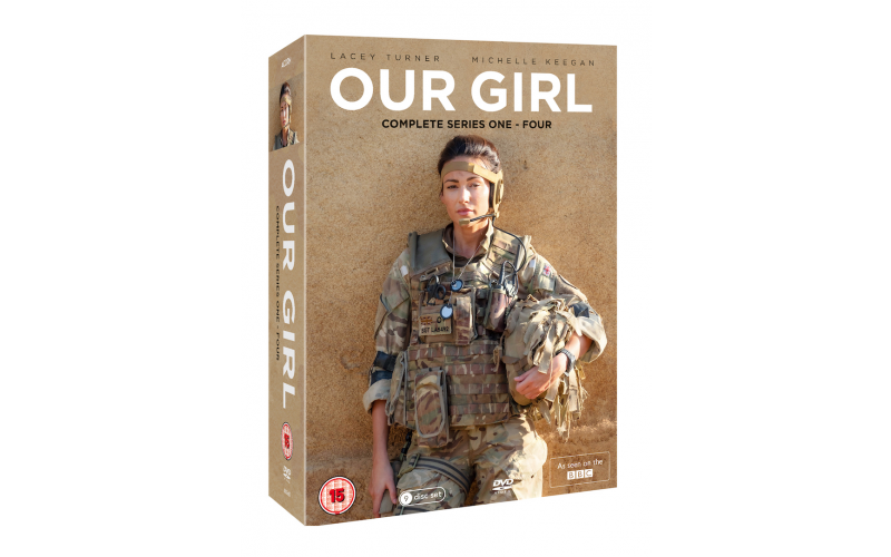 Our Girl Series 1-4 Box Set
