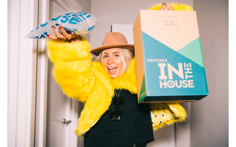 The Ultimate House Party Kit and Cocktails from Be At One