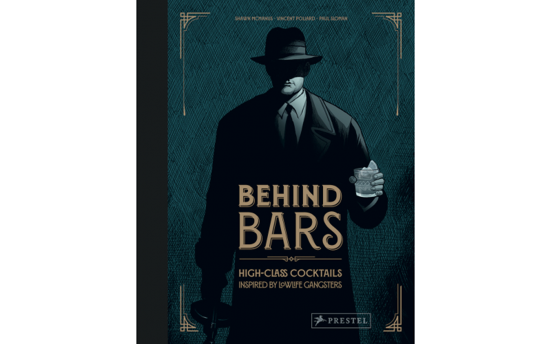 Behind Bars Cocktail Book worth £9.99