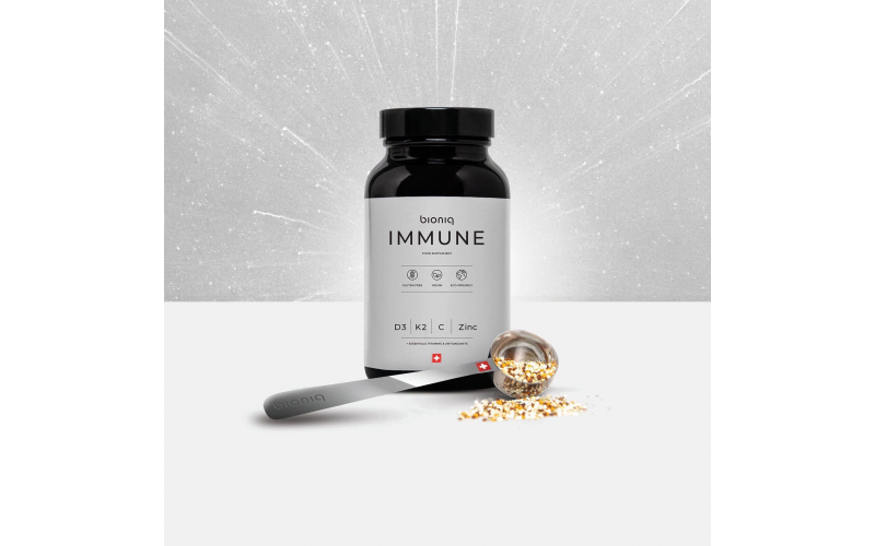 Win a Three Month Supply of bioniq IMMUNE